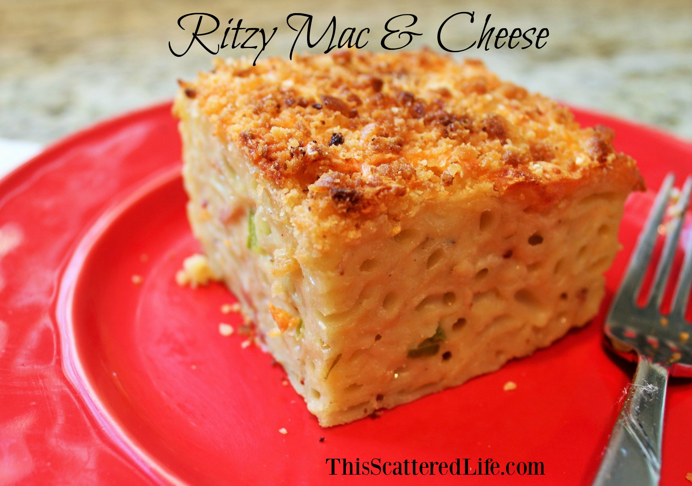 Ritzy Mac & Cheese